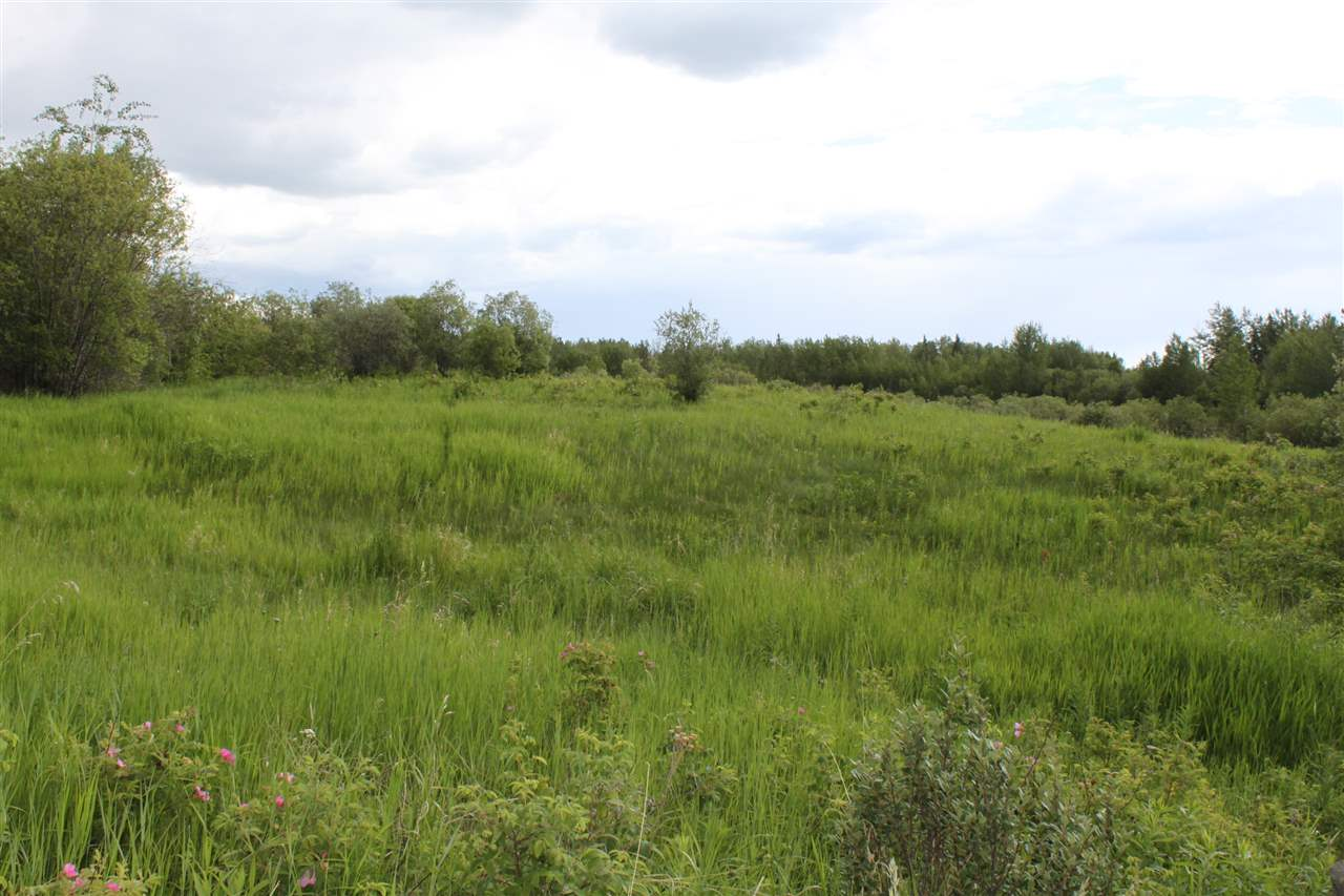 Main Photo: RR 35A Twp Rd 553: Rural Lac Ste. Anne County Rural Land/Vacant Lot for sale : MLS®# E4118411