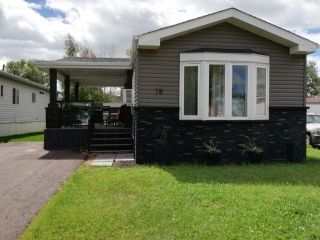 Main Photo: : Leduc Mobile for sale : MLS®# E4126088