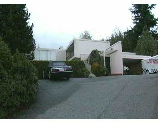 Main Photo: 875 FAIRMILE RD in West Vancouver: British Properties House for sale : MLS® # V531589