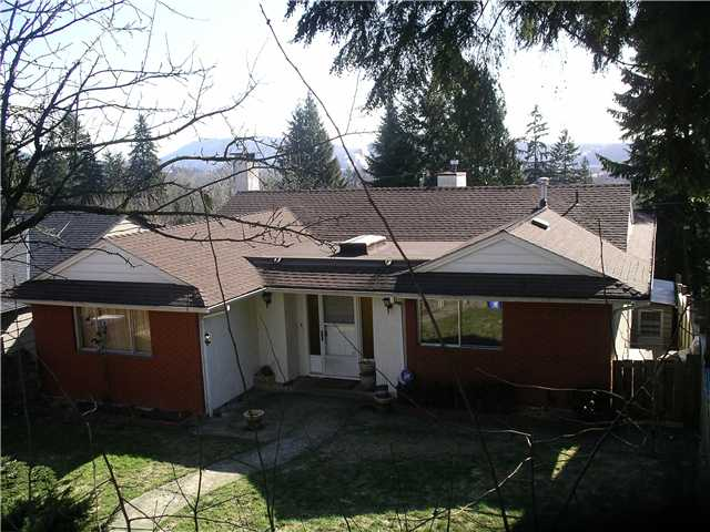 "Photo 1: 1235 ADDERLEY Street in North Vancouver: Calverhall House for sale in ""S"" : MLS® # V873458"