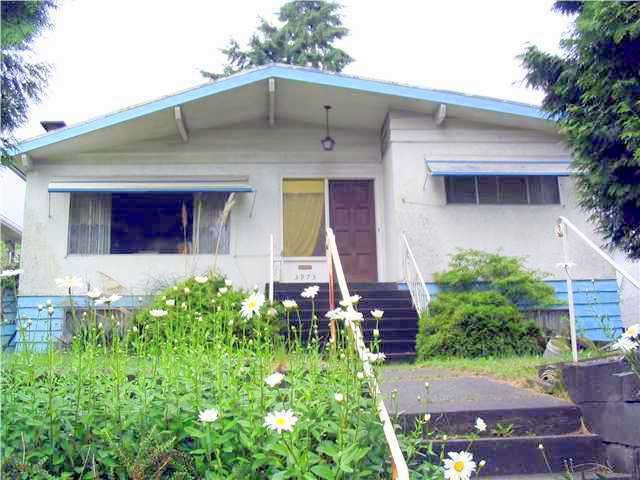 Main Photo: 3973 BOUNDARY Road in Vancouver: Renfrew Heights House for sale (Vancouver East)  : MLS® # V1033726