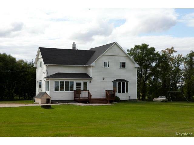Main Photo: 28170 Highway 59 Highway in STPIERRE: Manitoba Other Residential for sale : MLS® # 1423005