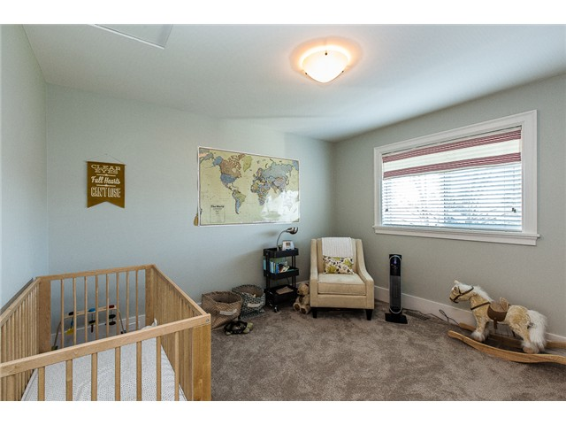 Photo 15: 214 ANTHONY Court in New Westminster: Queens Park House for sale : MLS® # V1105852