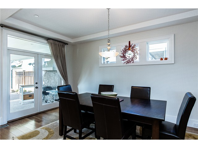Photo 6: 214 ANTHONY Court in New Westminster: Queens Park House for sale : MLS® # V1105852
