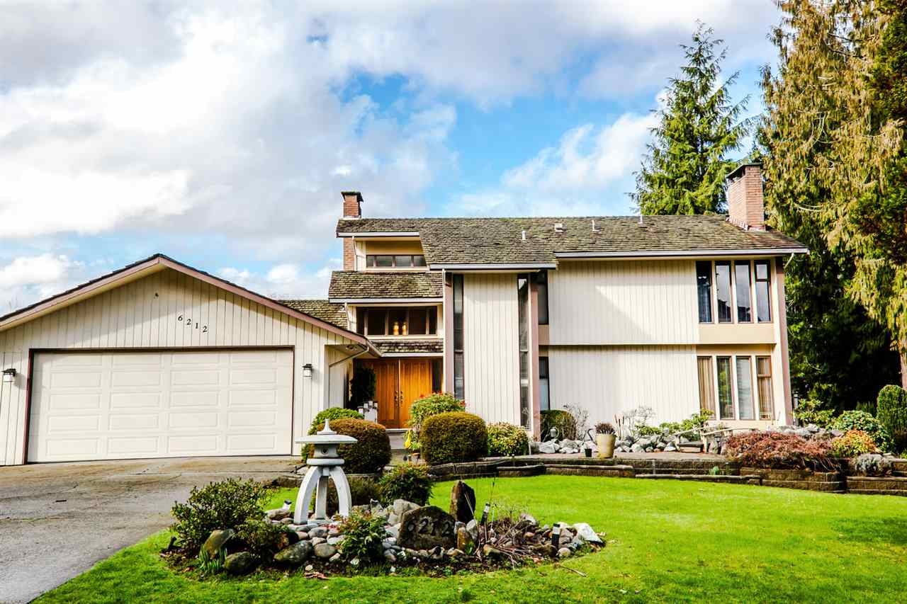 Main Photo: 6212 GORDON Avenue in Burnaby: Buckingham Heights House for sale (Burnaby South)  : MLS®# R2036577
