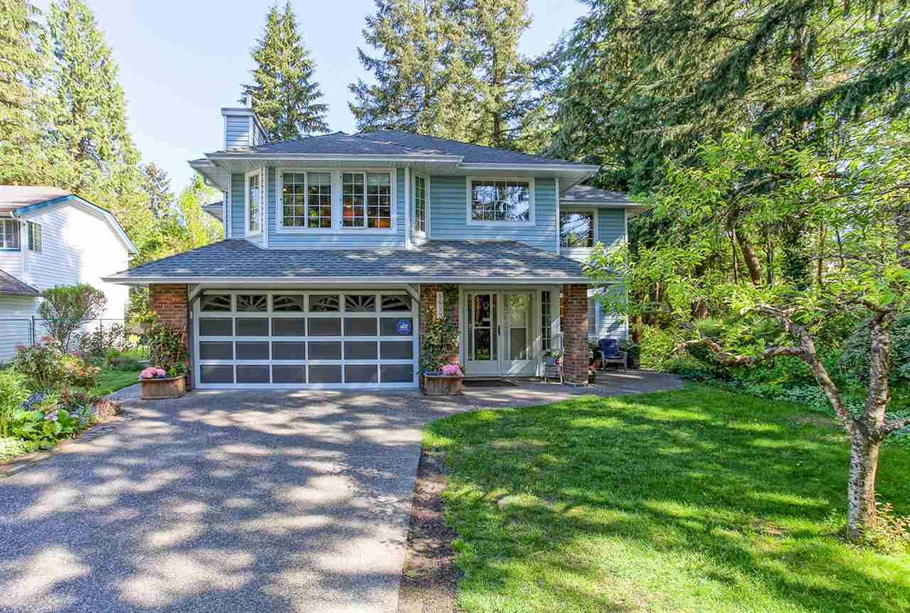"Main Photo: 1619 RENTON Avenue in Port Coquitlam: Oxford Heights House for sale in ""OXFORD HEIGHTS"" : MLS® # R2061683"