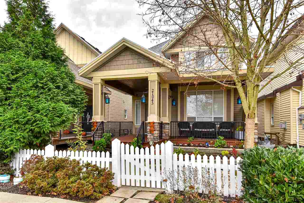 Main Photo: 21043 83RD Avenue in Langley: Willoughby Heights House for sale : MLS(r) # R2127986