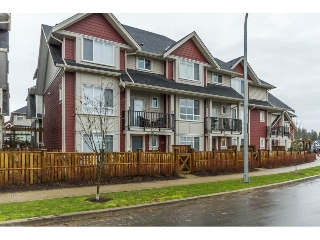 "Main Photo: 16 21017 76TH Avenue in Langley: Willoughby Heights Townhouse for sale in ""SERENITY"" : MLS(r) # R2146038"
