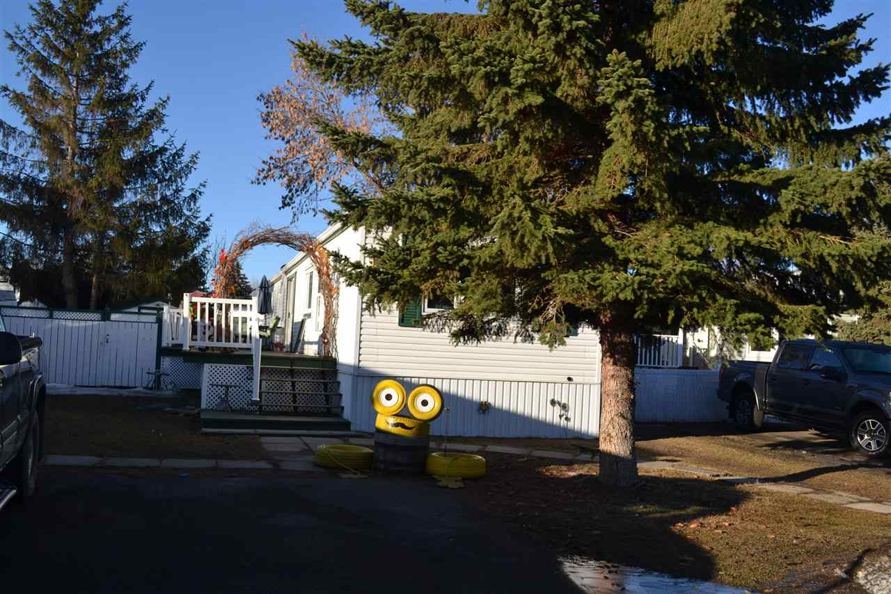 Main Photo: 358 Evergreen Park NW in Edmonton: Zone 51 Mobile for sale : MLS® # E4057288