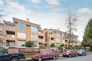 "Main Photo: 206 2340 HAWTHORNE Avenue in Port Coquitlam: Central Pt Coquitlam Condo for sale in ""BARRINGTON PLACE"" : MLS(r) # R2159870"