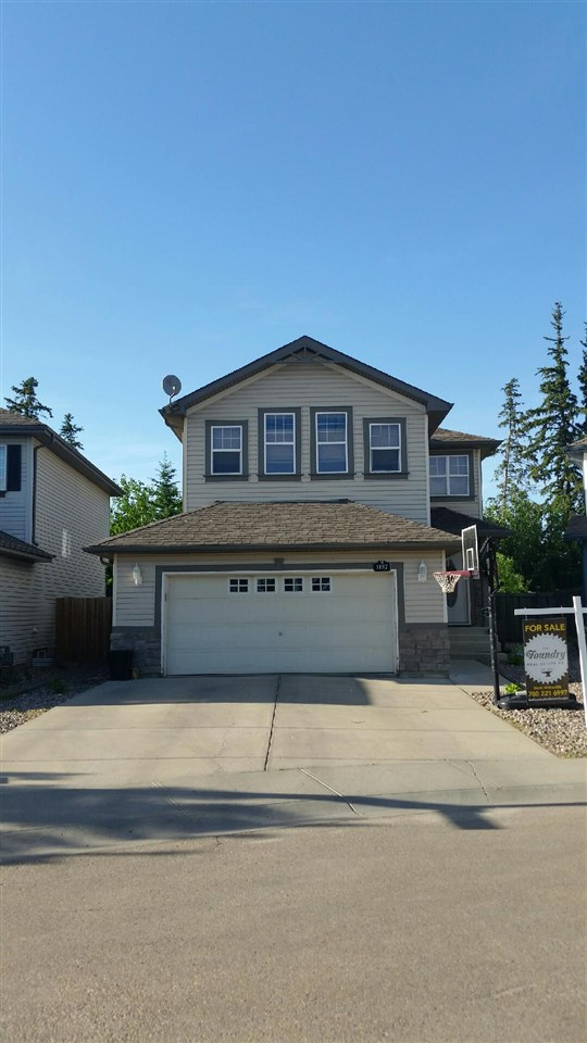 Main Photo: 1137 RUTHERFORD Close in Edmonton: Zone 55 House for sale : MLS(r) # E4061761