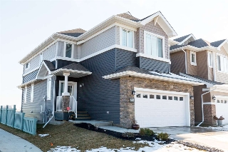 Main Photo: 16603 18 Avenue in Edmonton: Zone 56 House for sale : MLS(r) # E4062251
