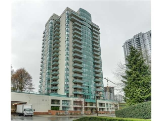 Main Photo: 1807 1148 HEFFLEY Crescent in Coquitlam: North Coquitlam Condo for sale : MLS(r) # R2167039