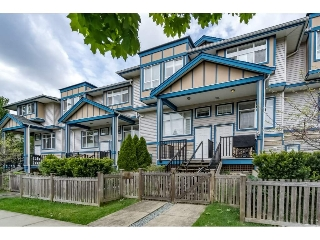 "Main Photo: 5 13899 LAUREL Drive in Surrey: Whalley Townhouse for sale in ""Emerald Gardens"" (North Surrey)  : MLS(r) # R2168141"