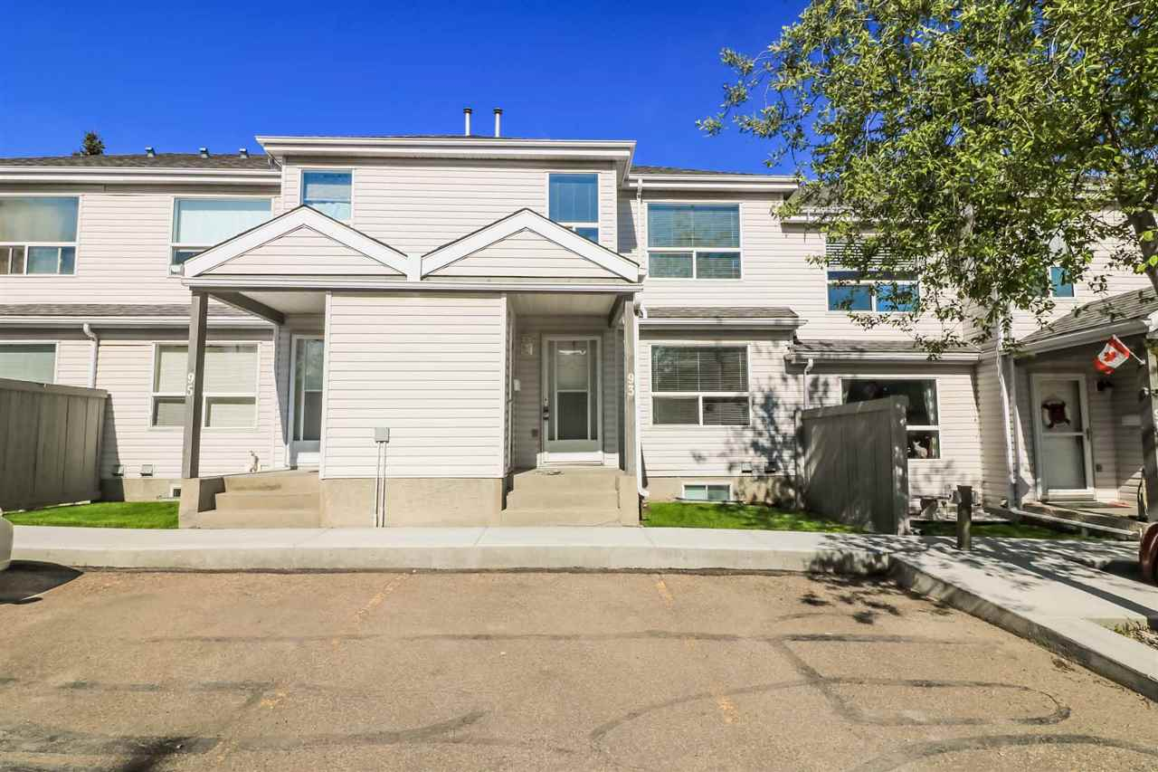 Main Photo: 93 603 YOUVILLE Drive E in Edmonton: Zone 29 Townhouse for sale : MLS(r) # E4067176