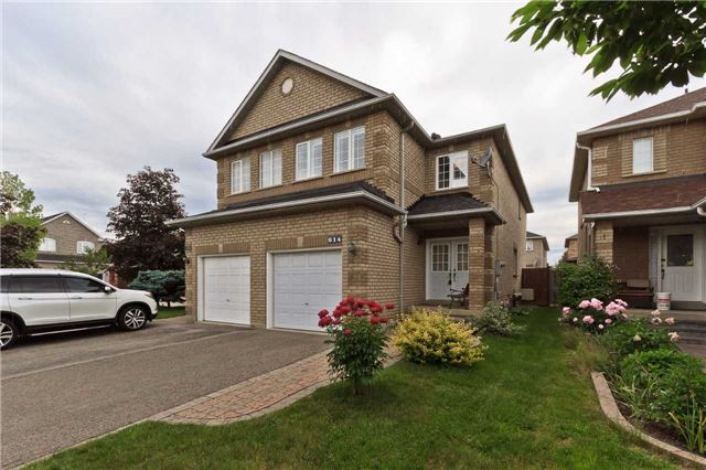 Main Photo: 614 Summer Park Crescent in Mississauga: Fairview House (2-Storey) for sale : MLS® # W3840789