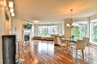"Main Photo: 306 20200 54A Avenue in Langley: Langley City Condo for sale in ""MONTEREY GRANDE"" : MLS(r) # R2180631"