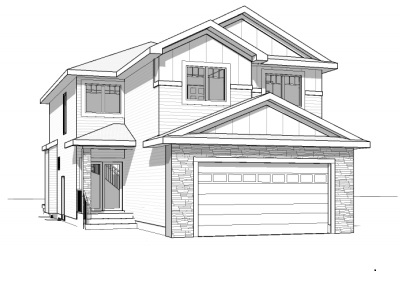 Main Photo: 2607 ADAM Court in Edmonton: Zone 55 Attached Home for sale : MLS(r) # E4070872