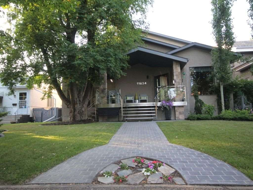 Main Photo: 11634 75 Avenue in Edmonton: Zone 15 House for sale : MLS(r) # E4073170