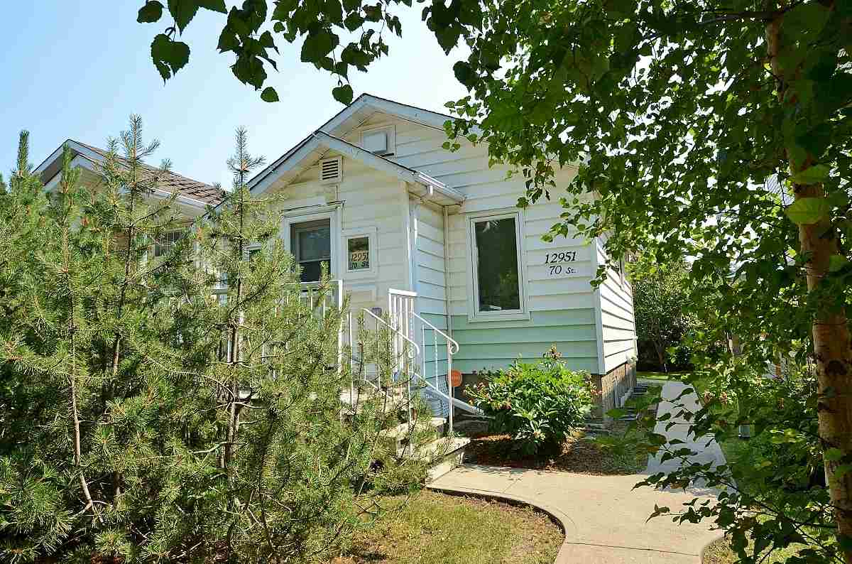 Main Photo: 12951 70 Street in Edmonton: Zone 02 House for sale : MLS(r) # E4073763