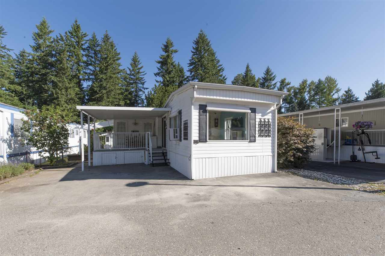 "Main Photo: 36 9080 198 Street in Langley: Langley City Manufactured Home for sale in ""FOREST GREEN ESTATES"" : MLS(r) # R2190545"