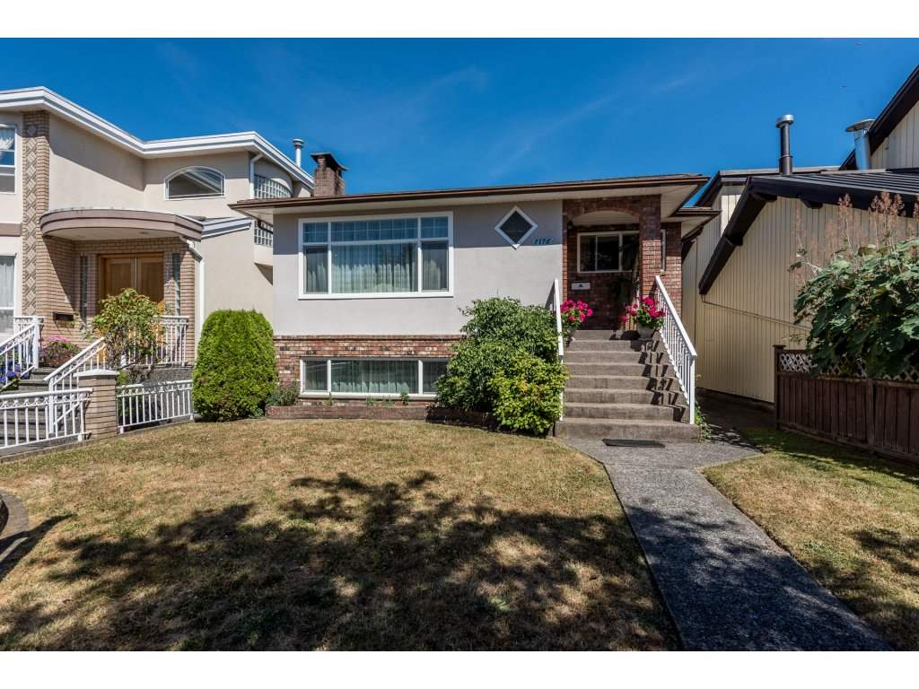 Main Photo: 7176 DUFF Street in Vancouver: Fraserview VE House for sale (Vancouver East)  : MLS® # R2191157