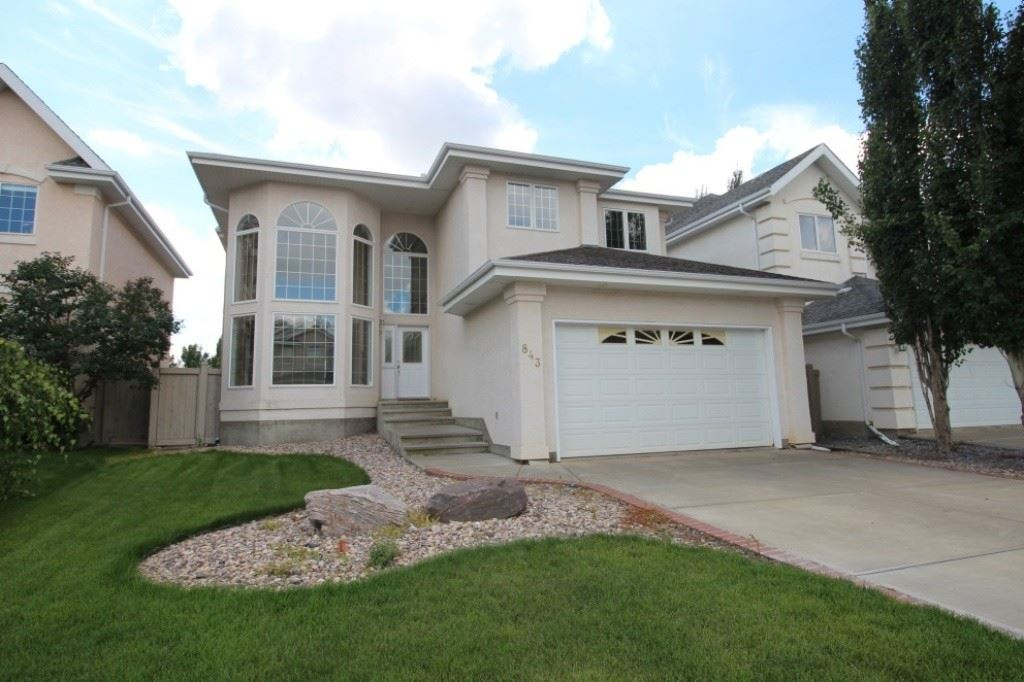 Main Photo: 843 TWIN BROOKS Close in Edmonton: Zone 16 House for sale : MLS® # E4077012