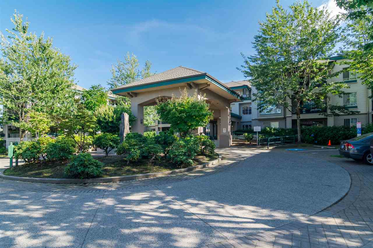 "Main Photo: 335 19528 FRASER Highway in Surrey: Cloverdale BC Condo for sale in ""THE FAIRMONT"" (Cloverdale)  : MLS®# R2197487"