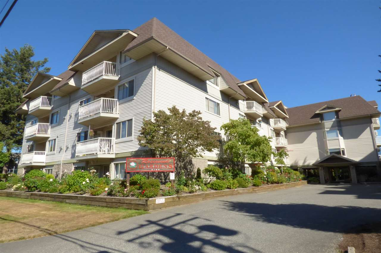 "Photo 1: Photos: 303 9186 EDWARD Street in Chilliwack: Chilliwack W Young-Well Condo for sale in ""ROSEWOOD GARDENS"" : MLS® # R2200467"