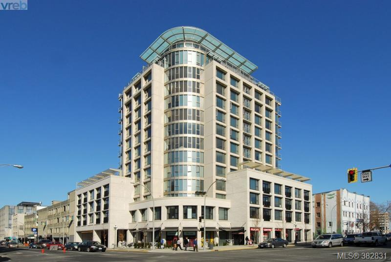 Main Photo:  in VICTORIA: Vi Downtown Condo Apartment for sale (Victoria)  : MLS® # 382831