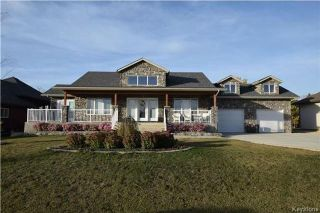 Main Photo: 75 Prairieside Crescent in Garson: R03 Residential for sale : MLS® # 1727518