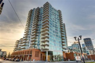 Main Photo: 1806 519 RIVERFRONT Avenue SE in Calgary: Downtown East Village Condo for sale : MLS® # C4143848