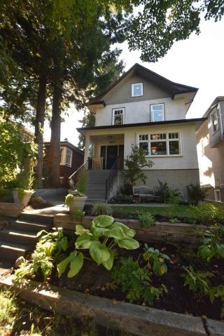 Main Photo: 2022 E 3RD Avenue in Vancouver: Grandview VE House for sale (Vancouver East)  : MLS® # R2219361