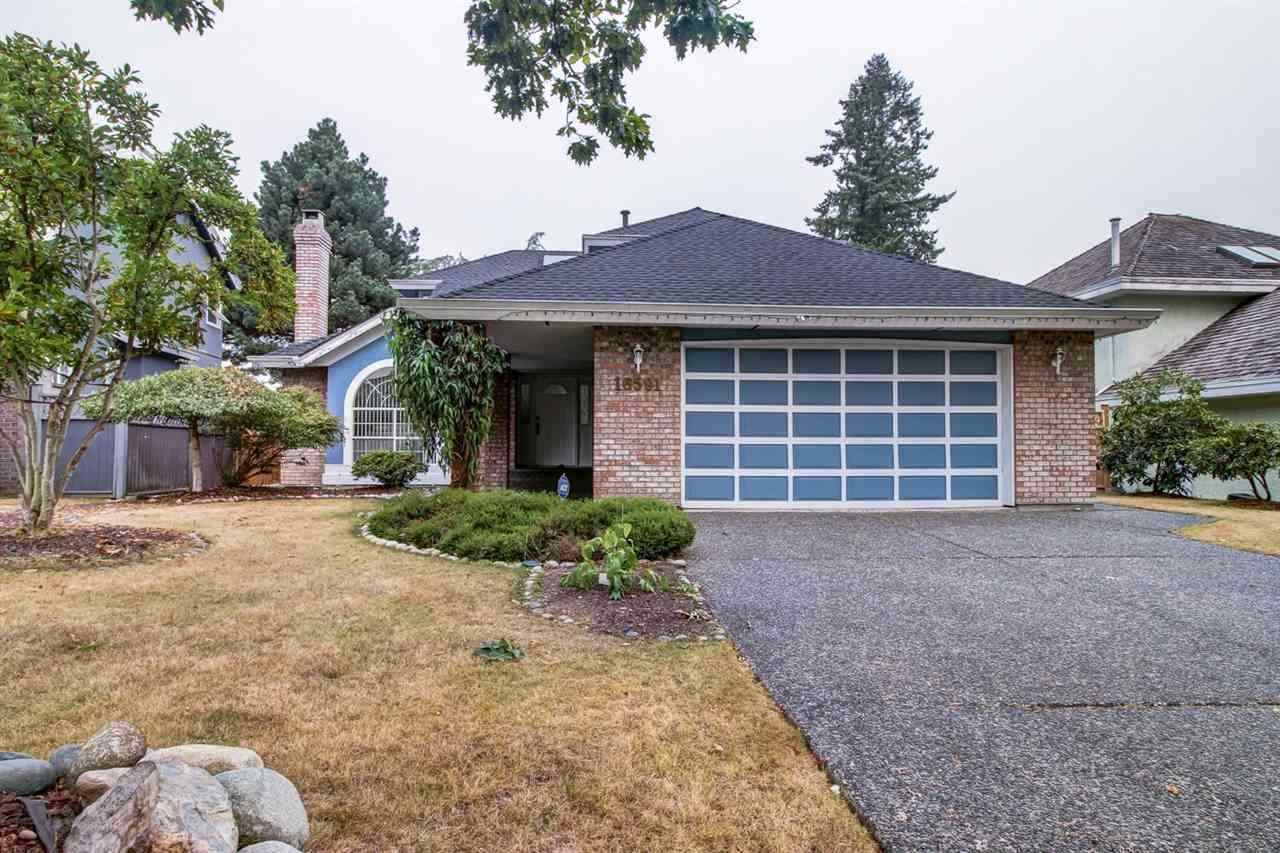 Photo 1: Photos: 16591 N GLENWOOD Crescent in Surrey: Fraser Heights House for sale (North Surrey)  : MLS® # R2220547