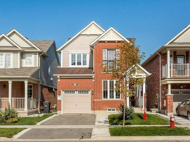 Main Photo: 134 Aylesbury Drive in Brampton: Northwest Brampton House (2-Storey) for sale : MLS® # W3980058
