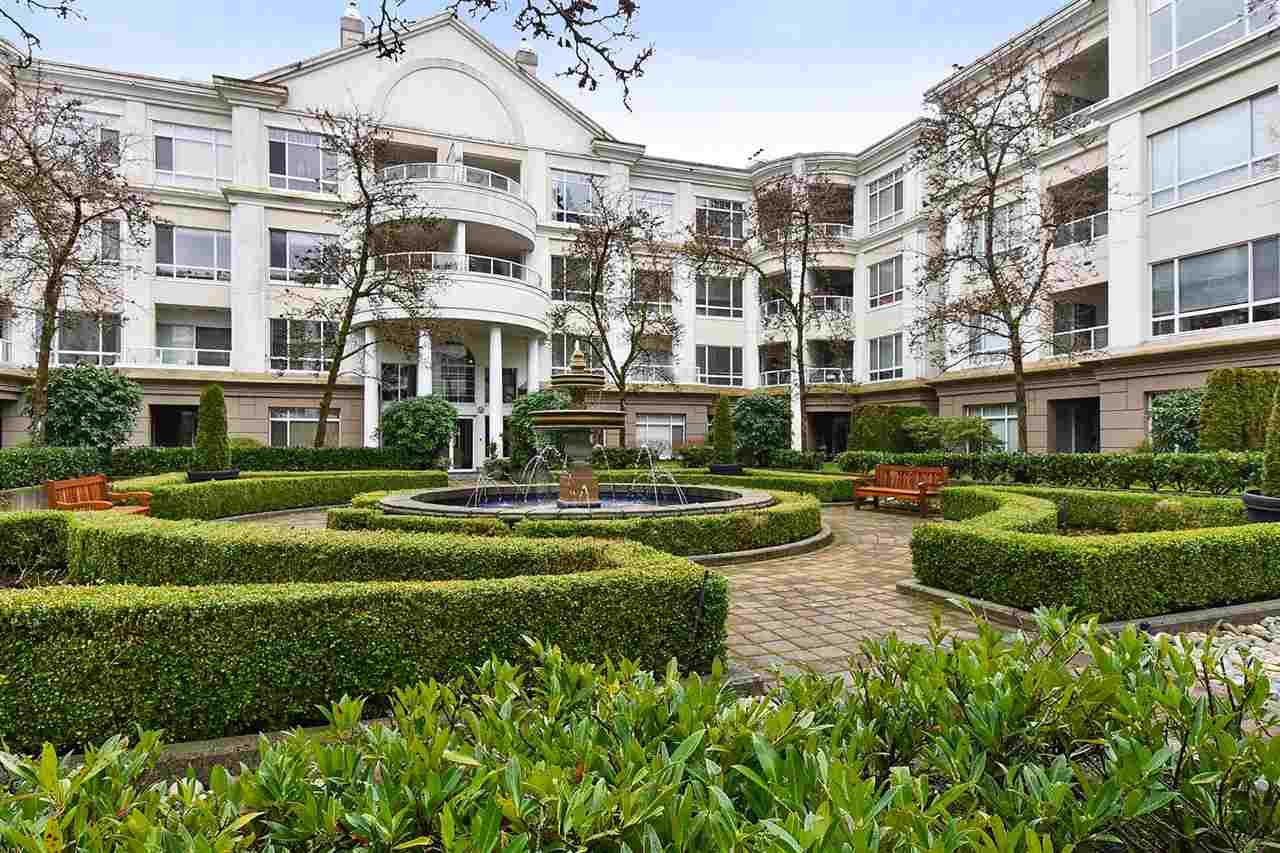 "Main Photo: 405 5735 HAMPTON Place in Vancouver: University VW Condo for sale in ""The Bristol"" (Vancouver West)  : MLS® # R2236693"