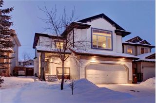Main Photo: 136 CHAPALINA Crescent SE in Calgary: Chaparral House for sale : MLS® # C4165478