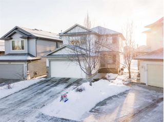 Main Photo: 1455 MCMILLIAN Way in Edmonton: Zone 55 House for sale : MLS® # E4096783
