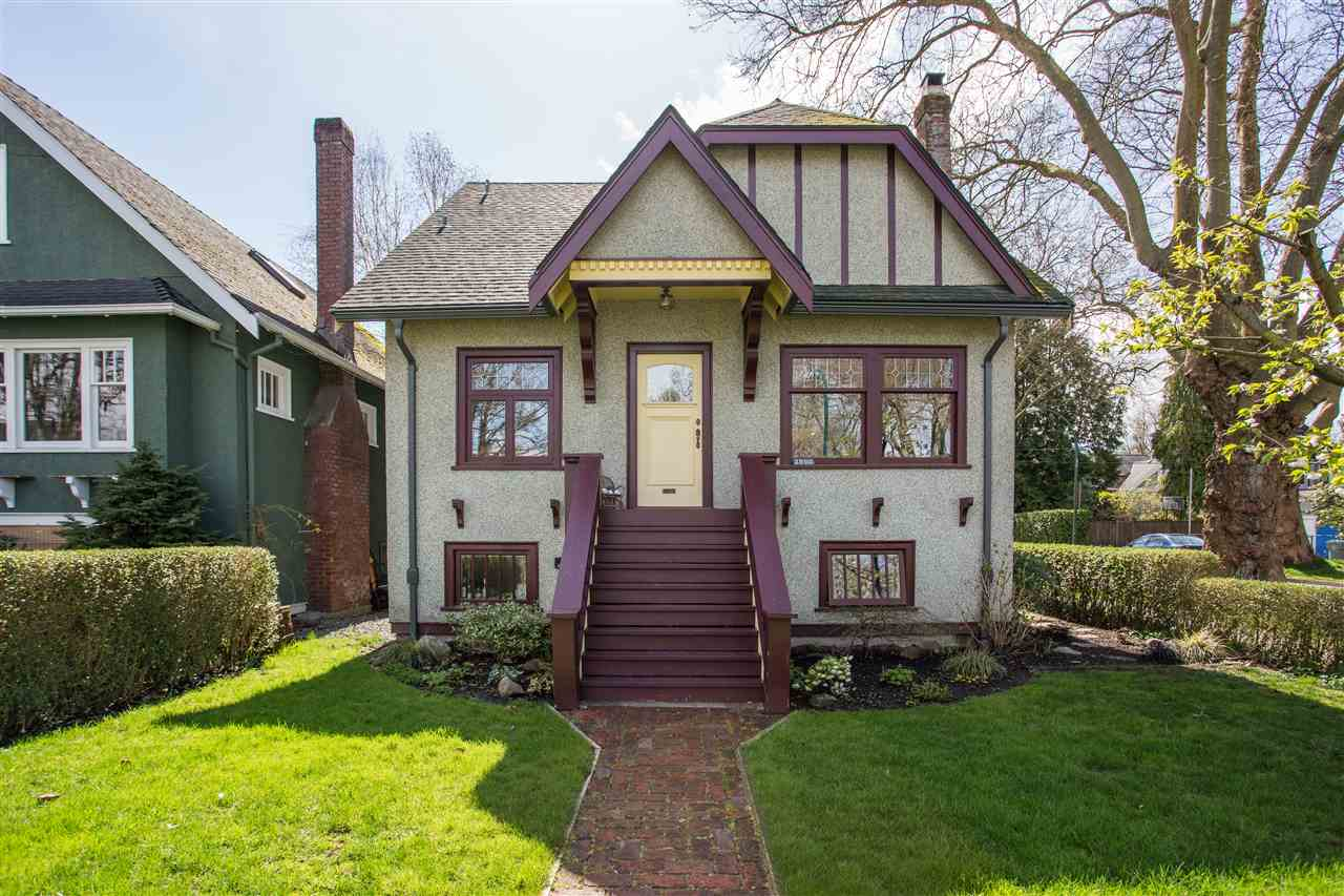 Main Photo: 2890 W 11TH Avenue in Vancouver: Kitsilano House for sale (Vancouver West)  : MLS®# R2257172