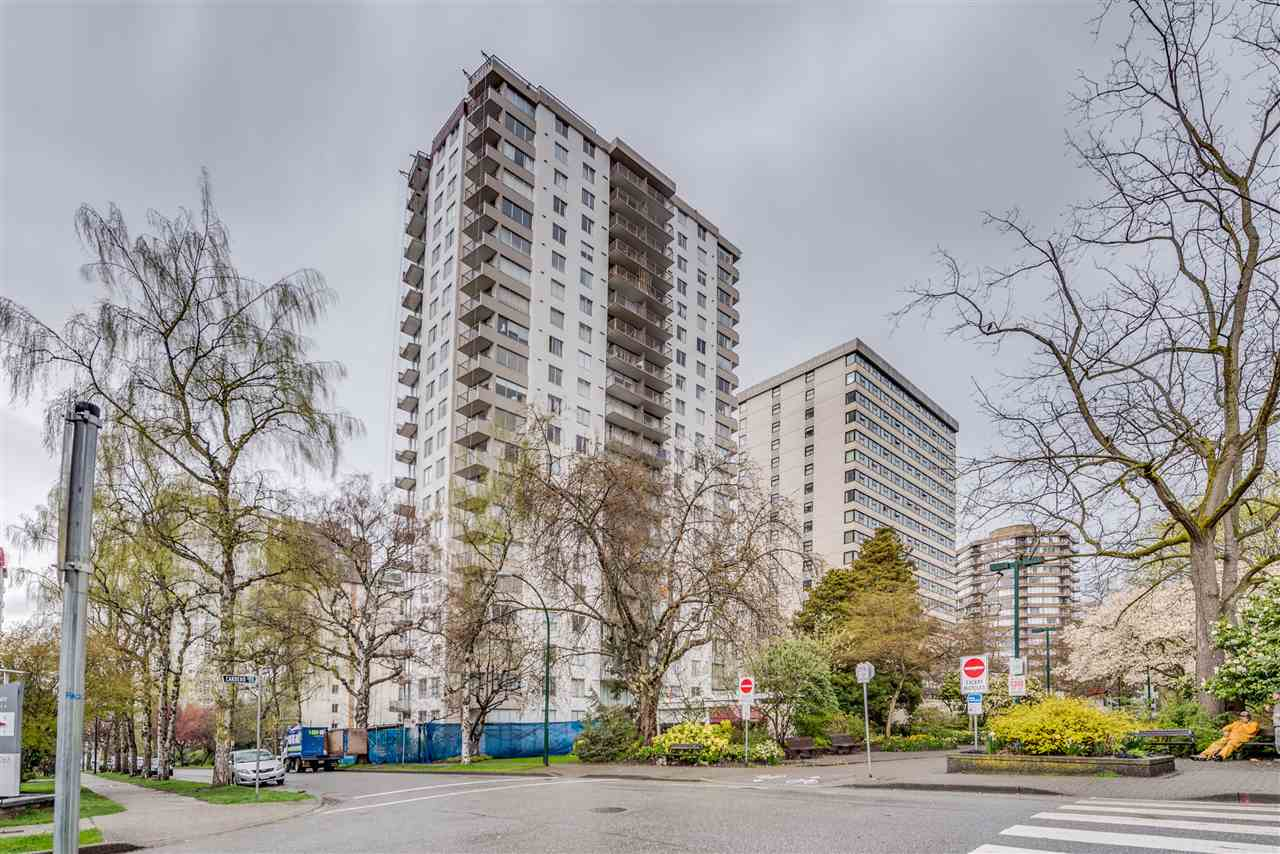 "Main Photo: 903 1251 CARDERO Street in Vancouver: West End VW Condo for sale in ""SURFCREST"" (Vancouver West)  : MLS®# R2257633"