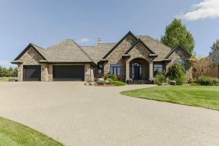 Main Photo: 107 Riverpointe Crescent: Rural Sturgeon County House for sale : MLS®# E4111697