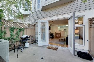 "Main Photo: 223 2545 W BROADWAY in Vancouver: Kitsilano Condo for sale in ""Trafalgar Mews"" (Vancouver West)  : MLS®# R2306209"