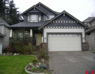 "Main Photo: 5789 167TH ST in Surrey: Cloverdale BC House for sale in ""WESTSIDE TERRACE"" (Cloverdale)  : MLS®# F2600534"
