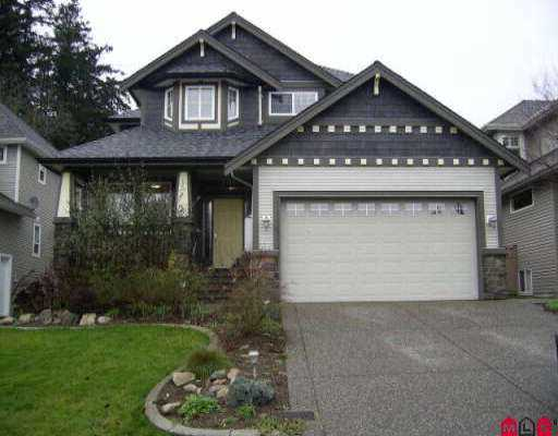 "Main Photo: 5789 167TH ST in Surrey: Cloverdale BC House for sale in ""WESTSIDE TERRACE"" (Cloverdale)  : MLS® # F2600534"