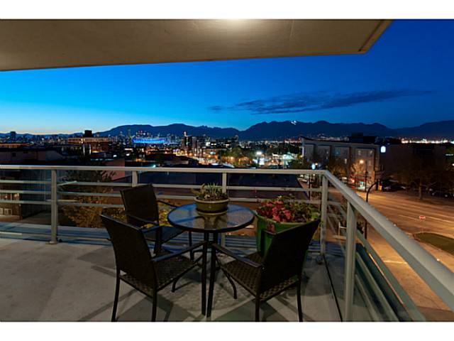 Main Photo: # 409 298 E 11TH AV in Vancouver: Mount Pleasant VE Condo for sale (Vancouver East)  : MLS® # V1005703