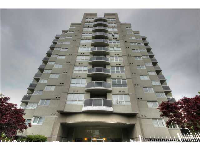"Photo 2: 605 1833 FRANCES Street in Vancouver: Hastings Condo for sale in ""PANORAMA GARDENS"" (Vancouver East)  : MLS® # V1063975"