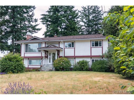 Main Photo: 531 Pearkes Road in VICTORIA: Co Wishart North Single Family Detached for sale (Colwood)  : MLS® # 338485