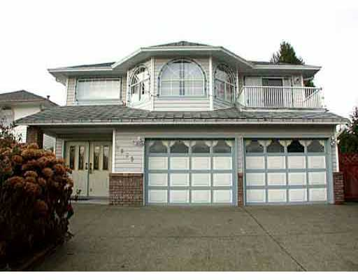 Main Photo: 3869 TORONTO ST in Port_Coquitlam: Oxford Heights House for sale (Port Coquitlam)  : MLS® # V369936