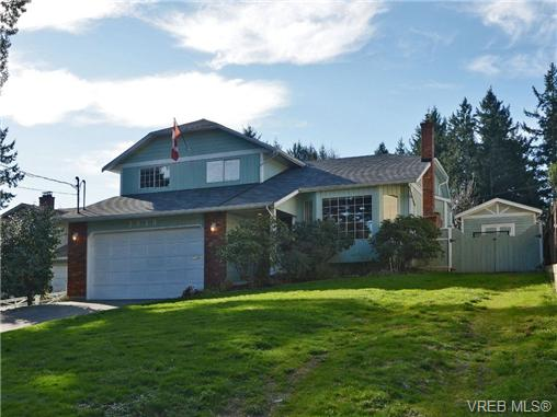 Main Photo: 2939 Glen Lake Road in VICTORIA: La Glen Lake Single Family Detached for sale (Langford)  : MLS® # 346954