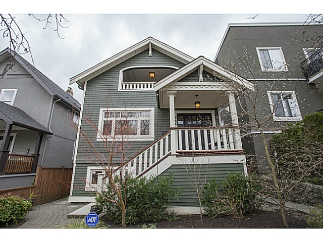 Main Photo: 266 E 21ST Avenue in Vancouver: Main House for sale (Vancouver East)  : MLS® # V1106375